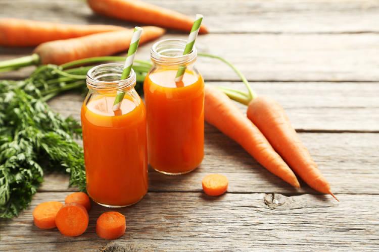 jugo zanahoria