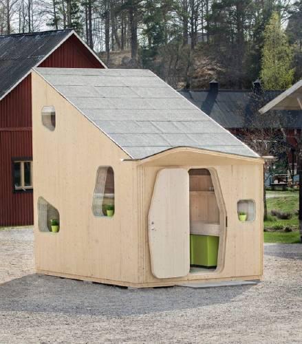 Una micro vivienda para estudiantes