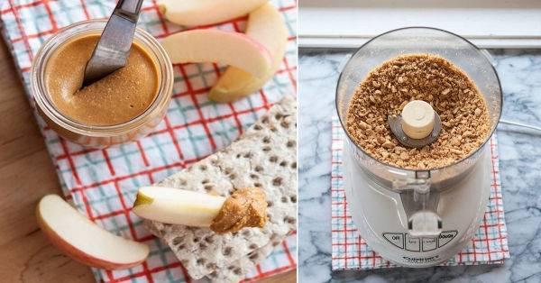 Manteca de nueces y semillas casera