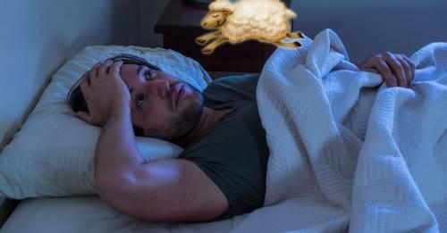 """Qué es la """"identidad de insomnio"""", un falso trastorno del sueño peor que los.."""