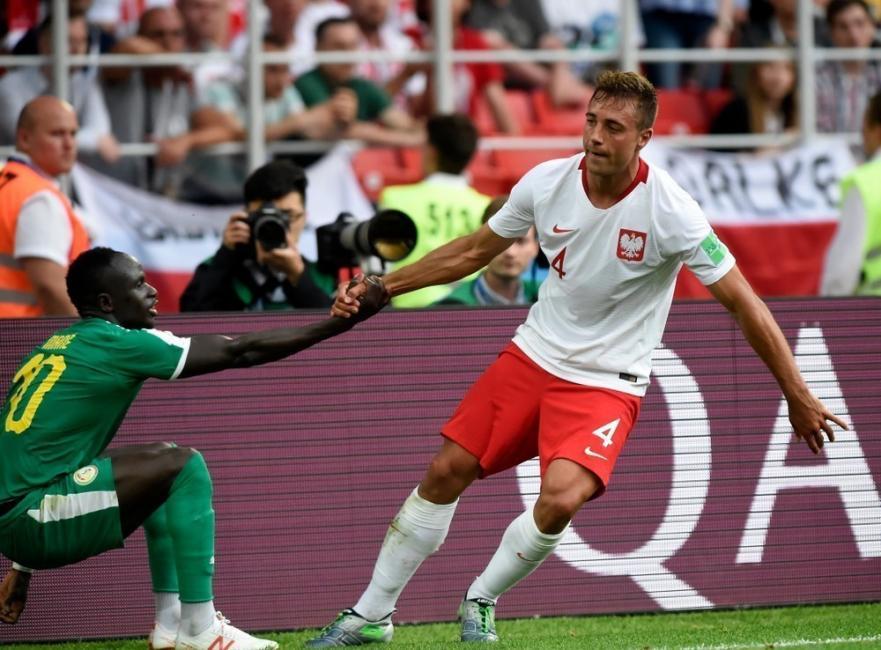 Polonia Senegal