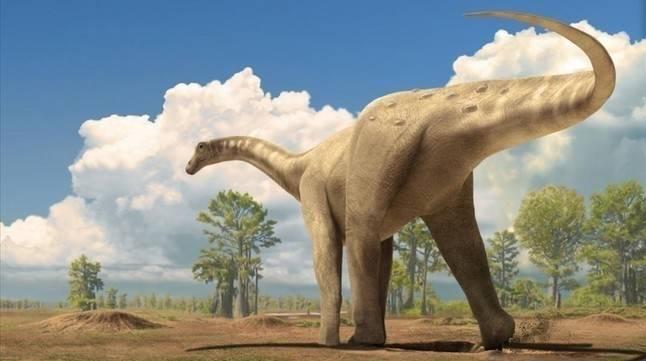 Encuentran escamas de uno de los últimos dinosaurios del mundo impresas en un..
