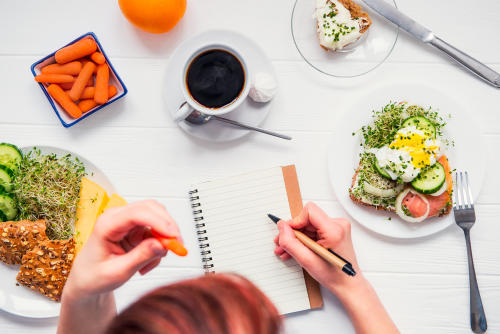 Planifica tus menús semanales siguiendo estos sencillos consejos