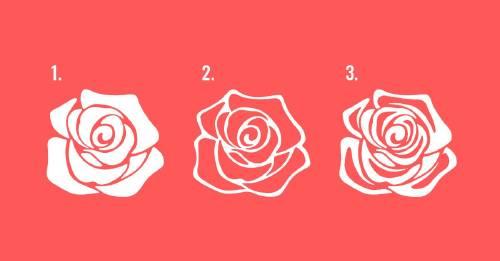 Escoge una de las 3 rosas y conoce el rumbo que tomará tu fin de año