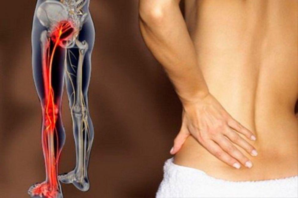 dolor de espalda baja y rodilla derecha