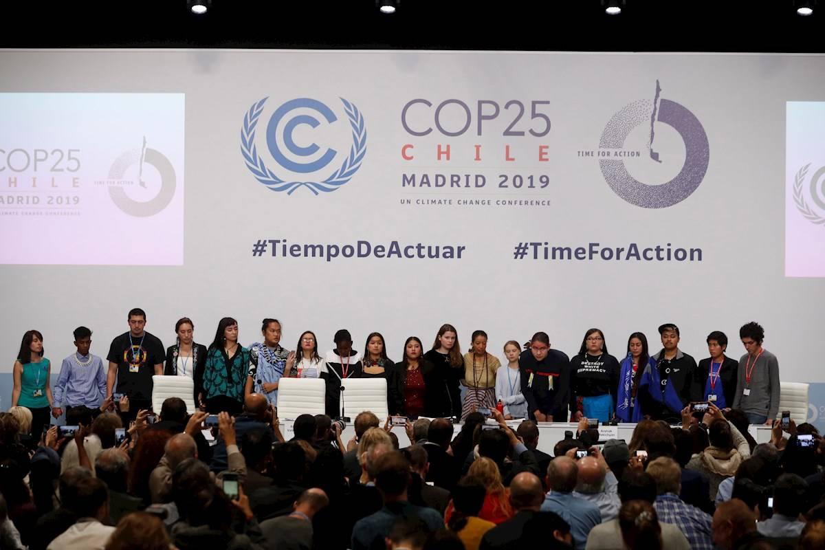 La COP25 afronta negociaciones de último momento en su jornada final