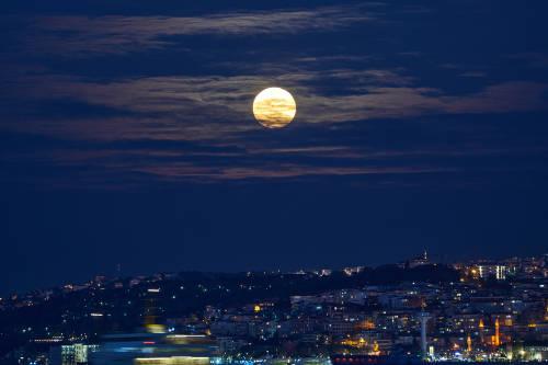 Cuántas superlunas habrá durante el resto del año