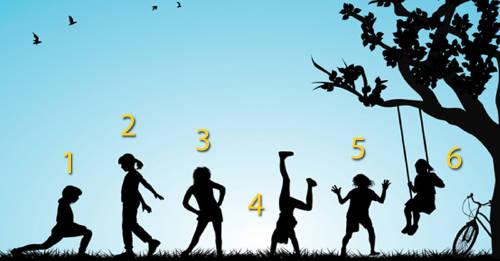 Test: tu elección revelará lo que tu niño interior tiene para decirte