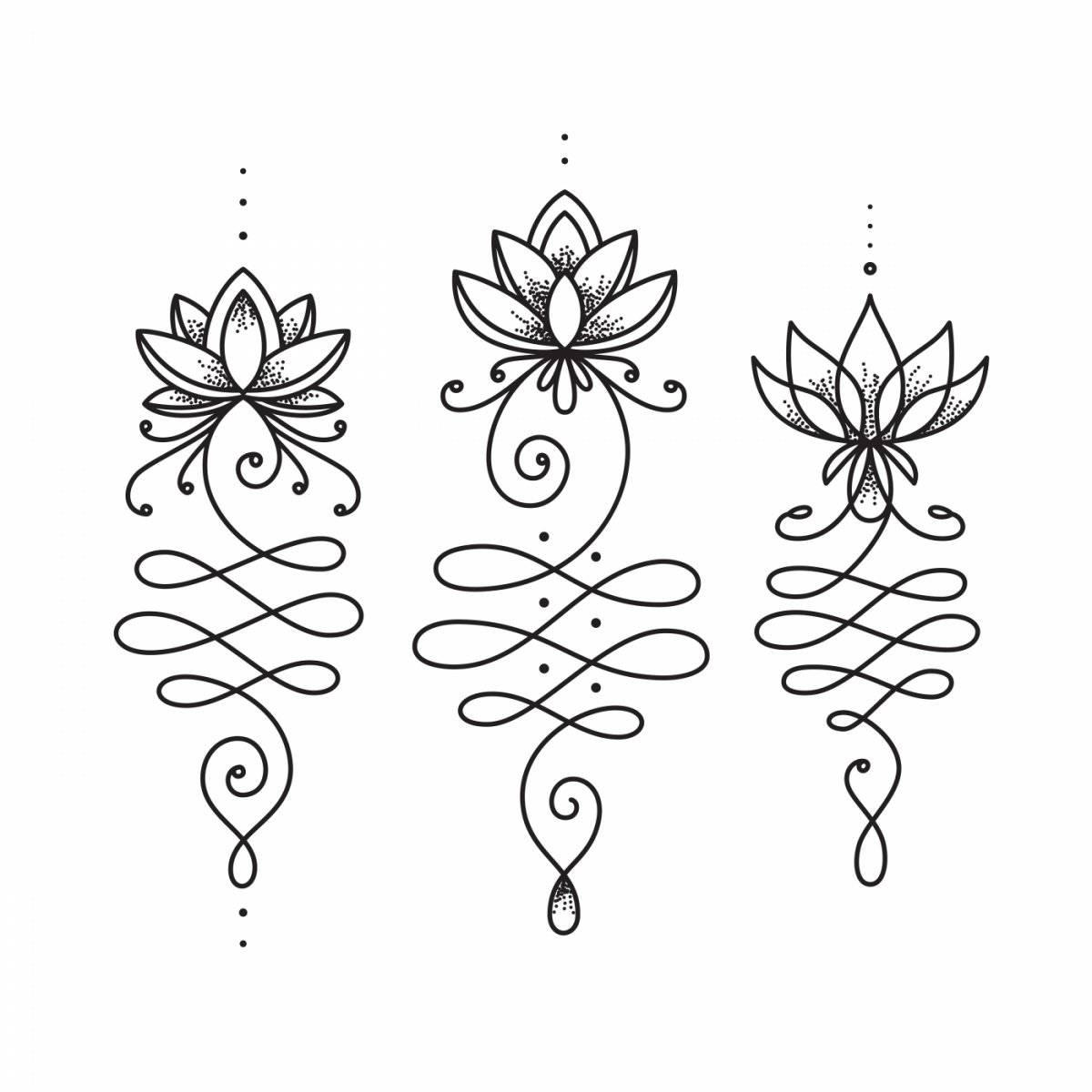 Qué significa el símbolo Unalome que muchos se tatúan
