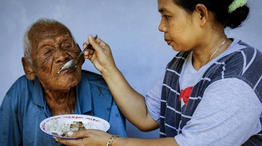 El hombre más viejo del mundo murió a los 146 años y antes reveló sus secr..