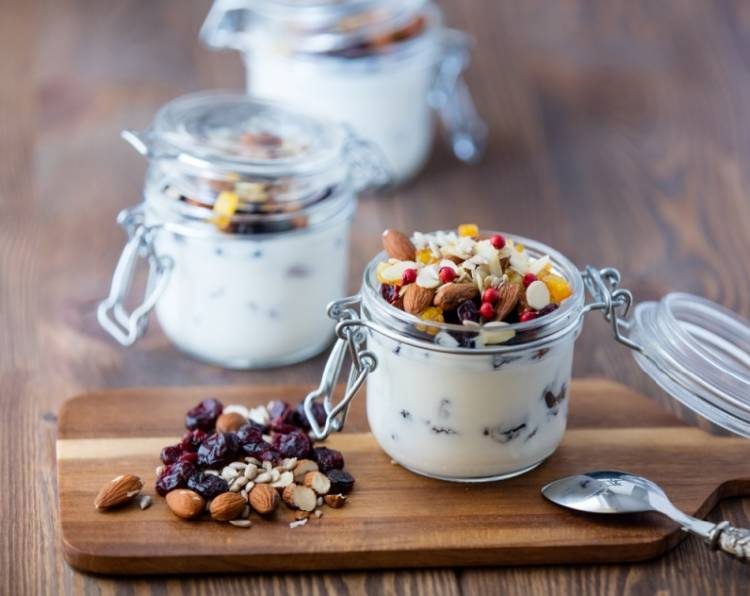 Yogur griego: un alimento para aplanar el vientre