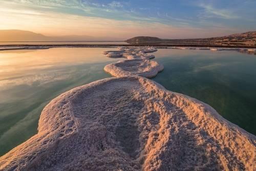 El mar Muerto se está secando: esta es la demoledora realidad