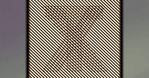2c97f2c235 ¿Qué letra ves primero  Un pequeño reto que revela gran información