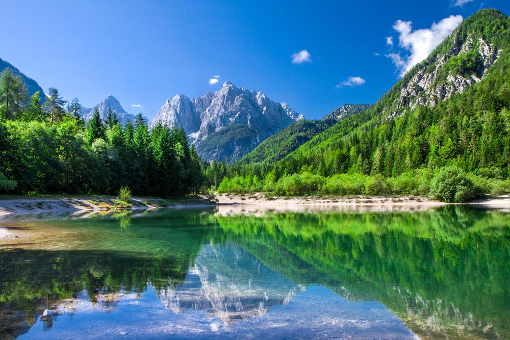 Déjate enamorar por el Parque Nacional de Triglav en Eslovenia