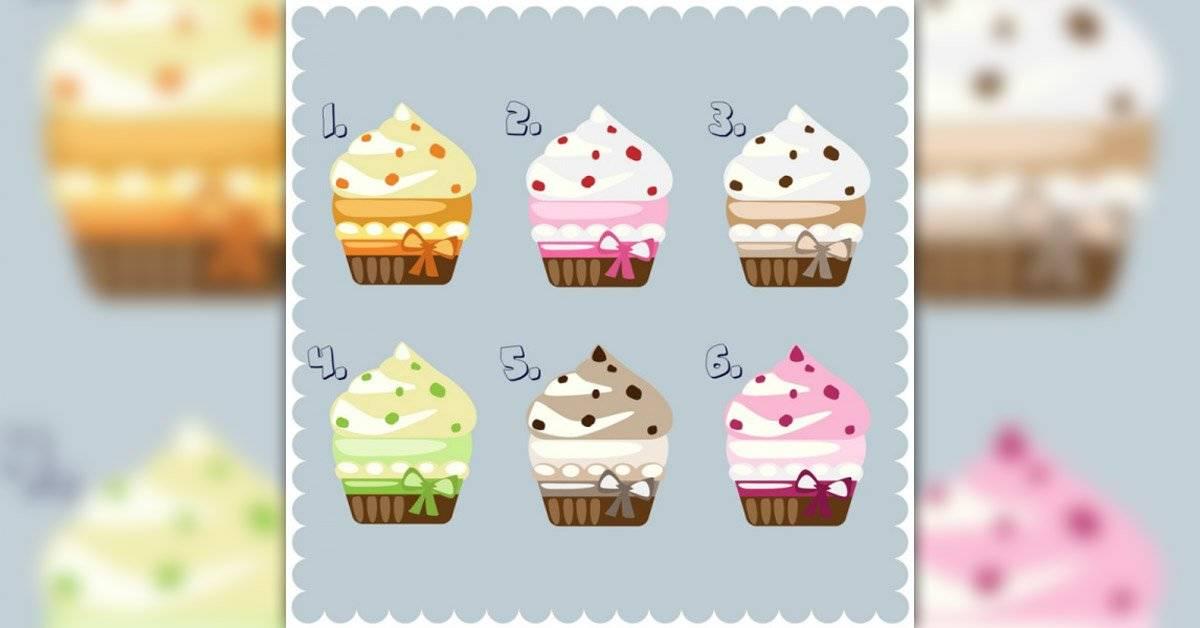 ¿Cuál es tu nivel de dulzura? ¡Elige un muffin y descúbrelo!