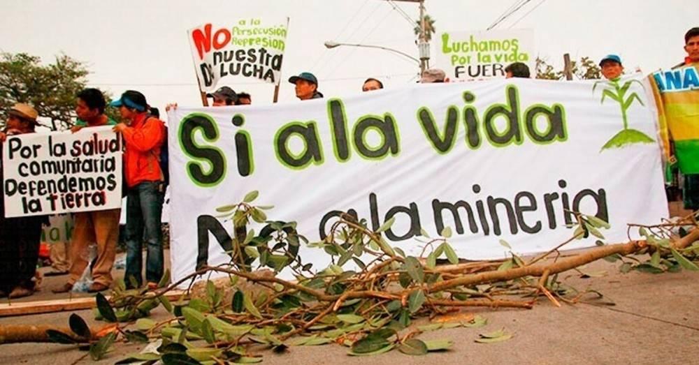 """Este pueblo latinoamericano le dijo \""""no\"""" a la minería"""