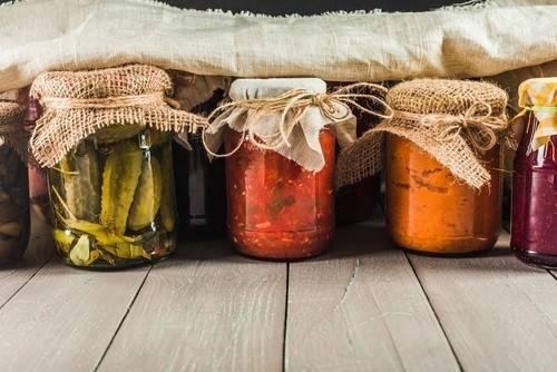 Aprende a preparar vegetales al escabeche
