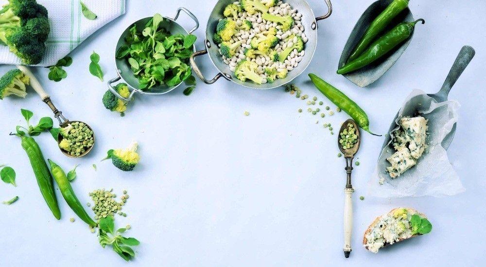 Comer más verde