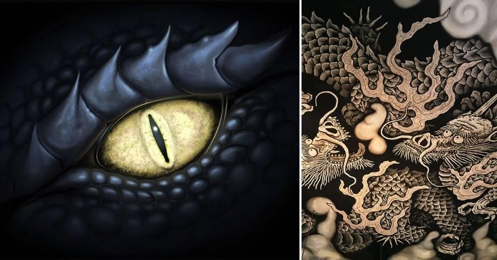 """El video viral del """"dragón volador"""" que causa furor en Japón"""