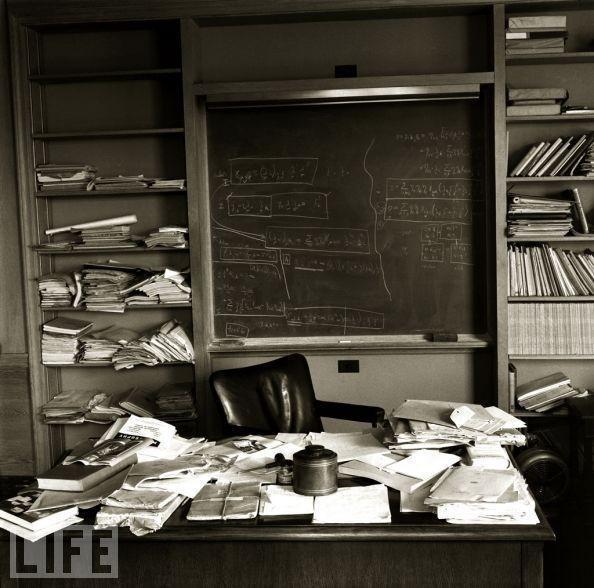 Fotografías históricas Einstein