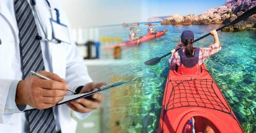 Ya hay un país donde los médicos pueden recetar vacaciones y naturaleza