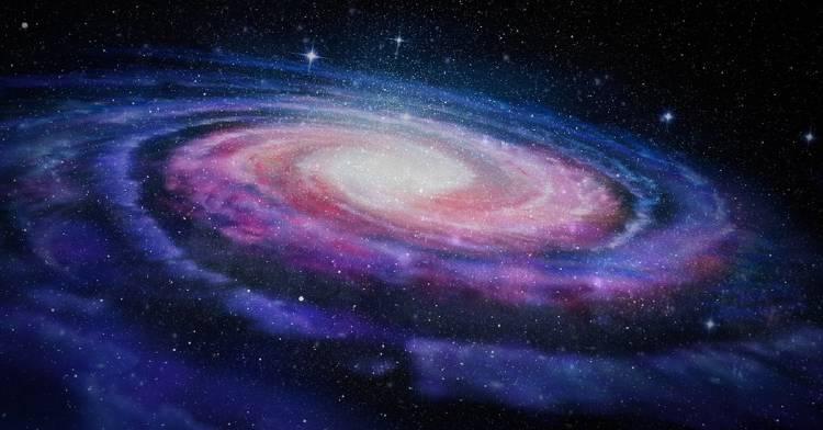 Observan una monstruosa galaxia donde surgen mil veces más estrellas que en la Vía Láctea