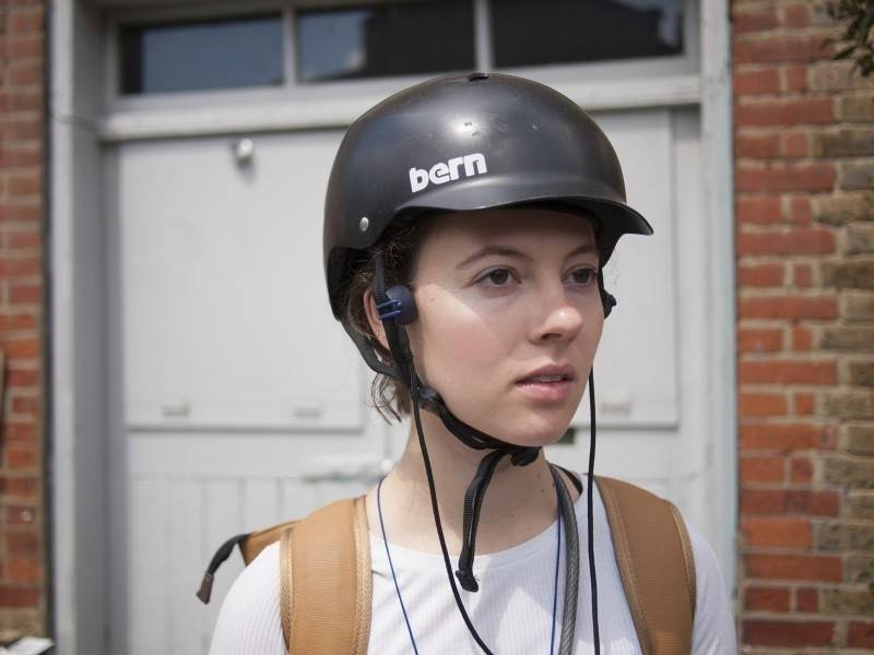 Escucha música ¡sin tus oídos! con estos auriculares seguros para ciclistas