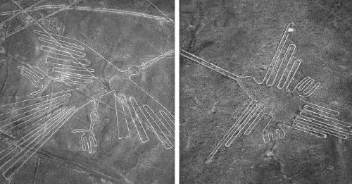 Científicos descubren que las famosas líneas de Nazca no son lo que se creía