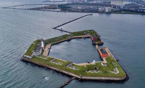 Dinamarca aprueba la construcción de una enorme isla artificial que inquieta al mundo
