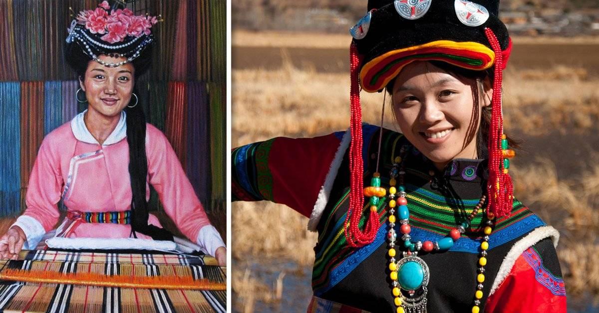 Las Na, el grupo étnico chino donde las mujeres gobiernan desde hace siglos