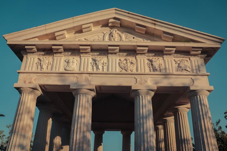 Templo en Efeso Artemisa
