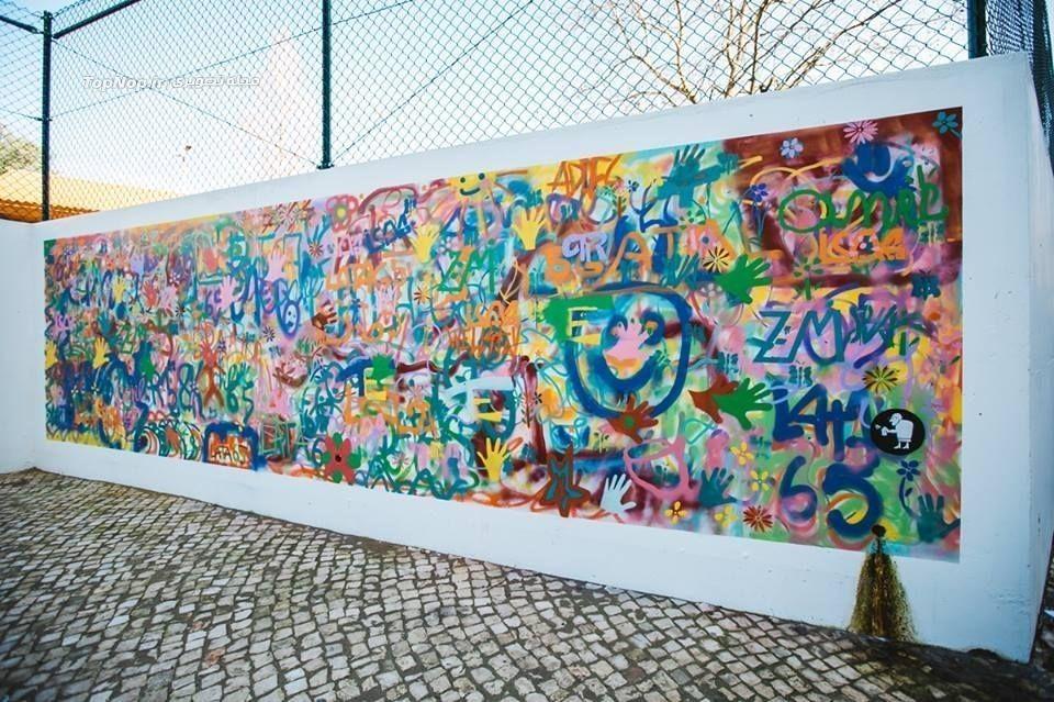 Abuelos graffiteros