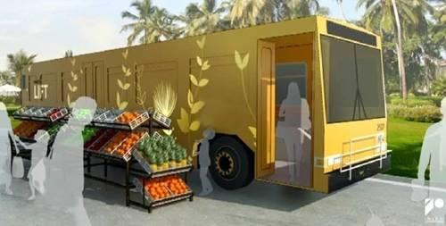 En Hawaii convertirán los autobuses viejos en refugios móviles para personas..