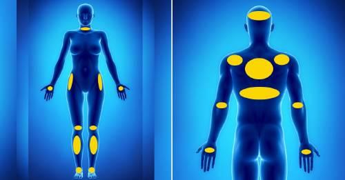 Según tus males emocionales tienes dolor en el cuerpo: descubre qué parte te due