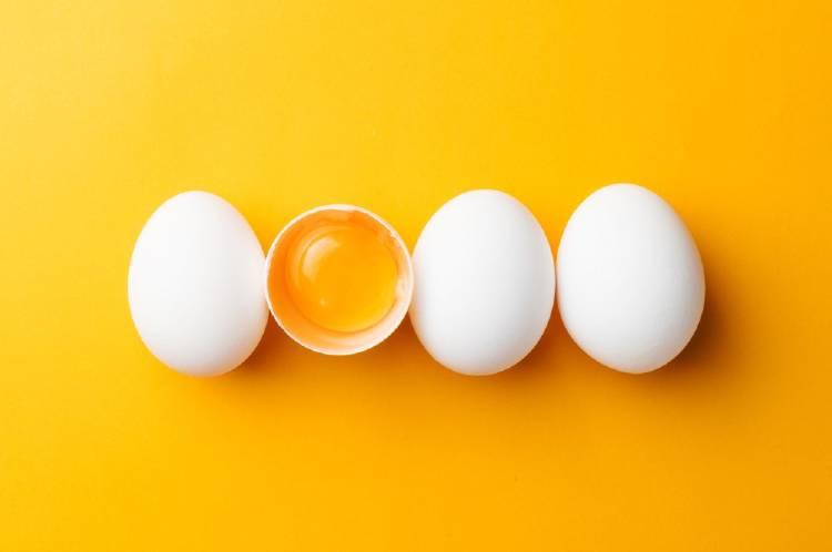 La cáscara de huevo puede almacenar energía