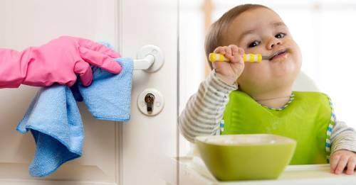 5 básicos para desinfectar el hogar y cuidar a toda tu familia