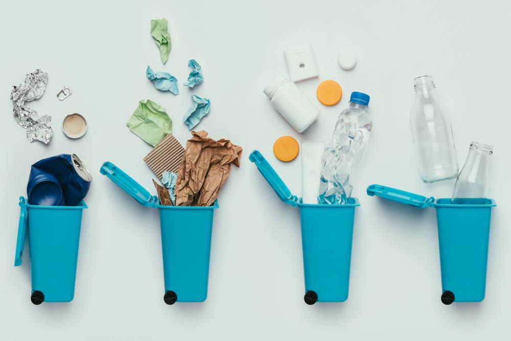 4 cortos de 1 minuto sobre la importancia del reciclaje