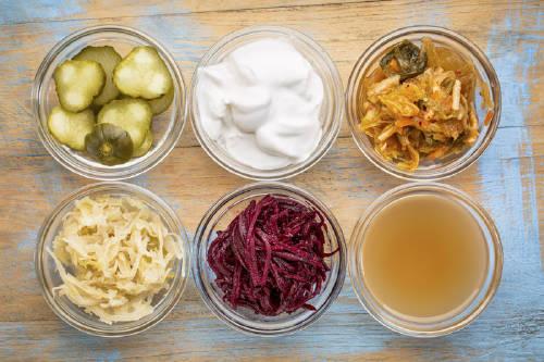 La guía definitiva de los alimentos probióticos