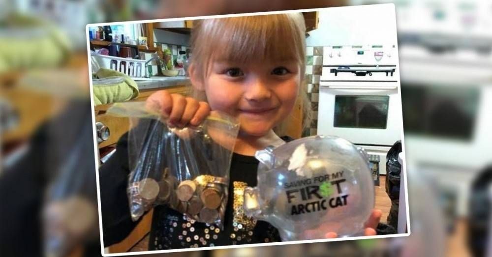 Esta niña recaudó 1000 dólares por la razón más conmovedora