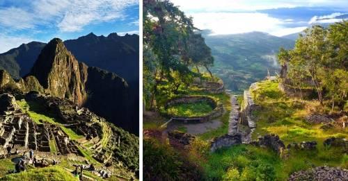 Kuélap: Esta ciudad perdida en Perú es tan impactante como Machu Picchu pero..