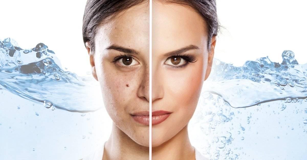 ¿Cuánta agua necesitas tomar realmente al día para estar saludable?