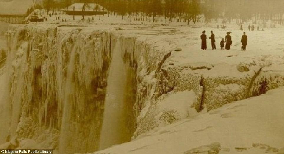 Fotografías históricas niágara