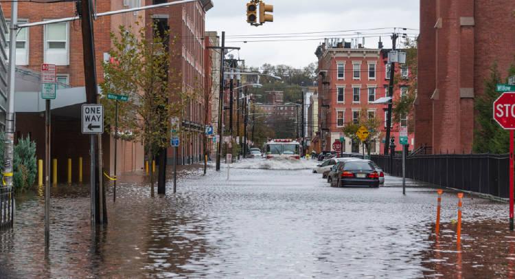 hoboken inundacion