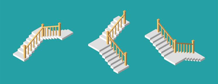test escaleras