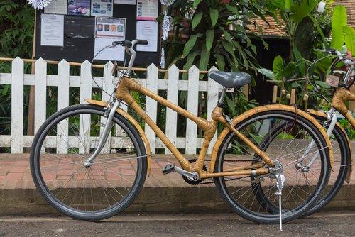 bamboo bike shutterstock_486795211