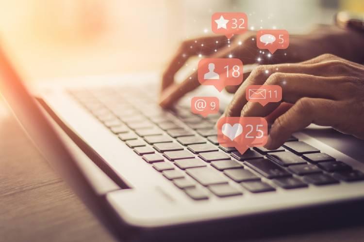 Redes sociales procrastinar