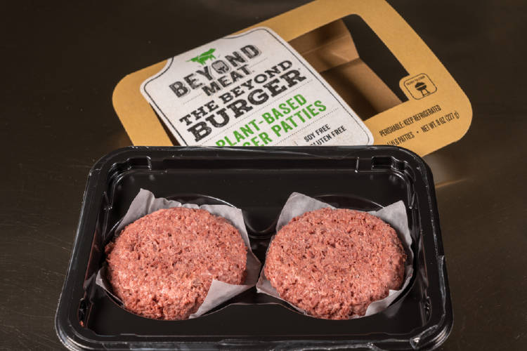 beyond meat