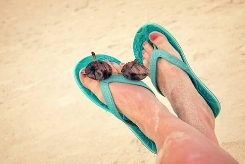 3 trucos para embellecer los pies en verano