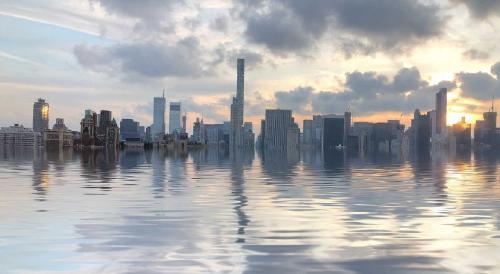 El doble desafío de las poblaciones costeras ante el aumento del nivel del mar