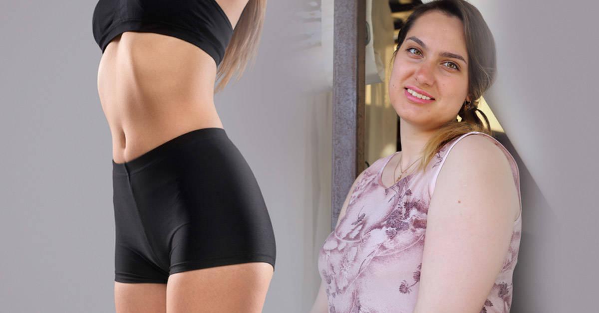 Los secretos de la dieta con la que perdió 37 kilos: su marido solo aguantó 2 semanas